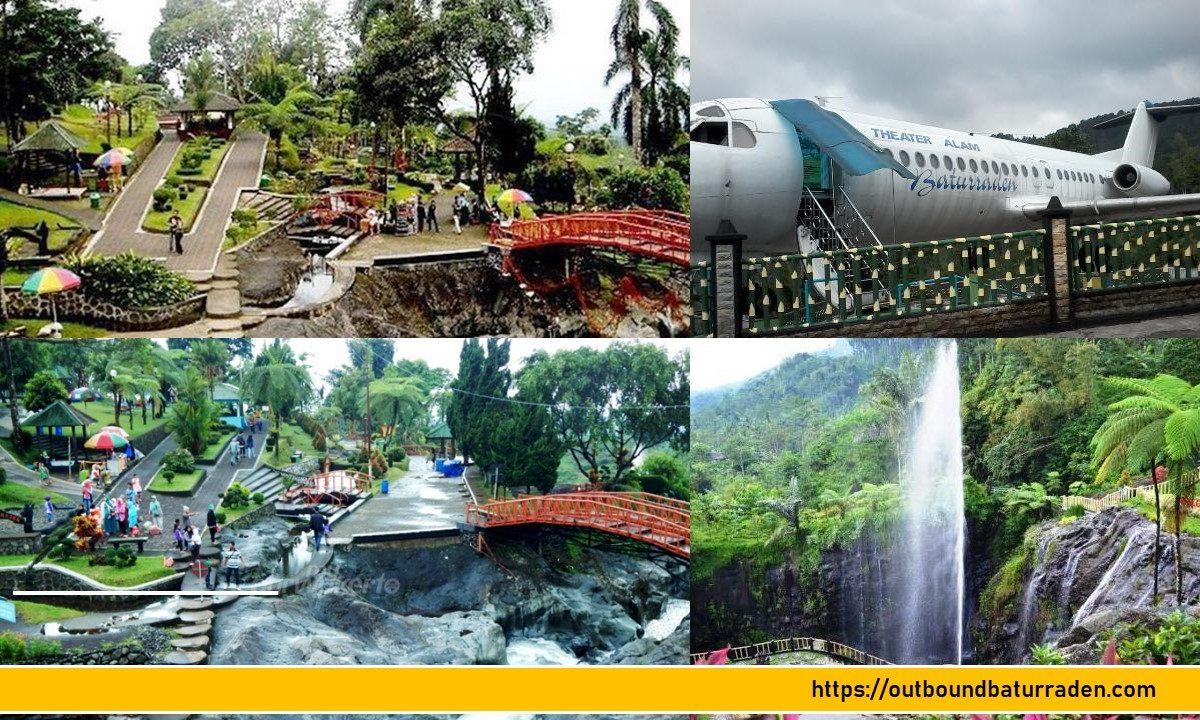 Lokawisata Baturaden Banyumas - Outbound Wisata baturaden
